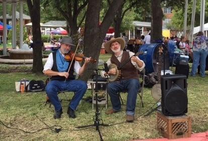 Hoedown Musicians