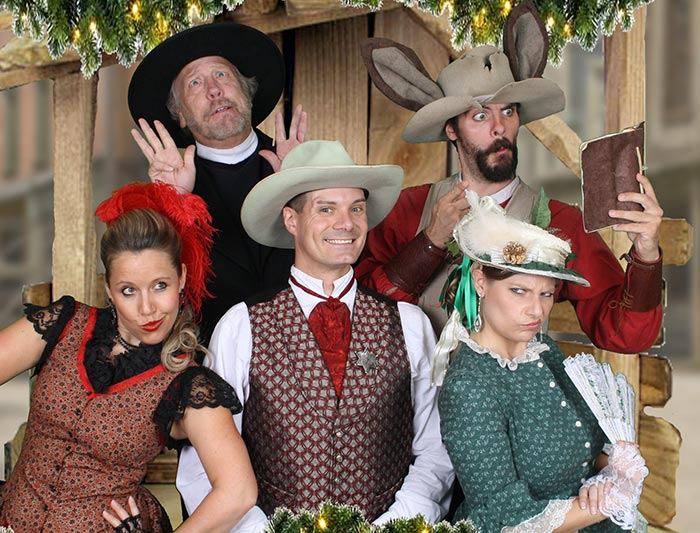 Holiday Season Murder Mystery