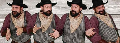 Cowboy Story Teller