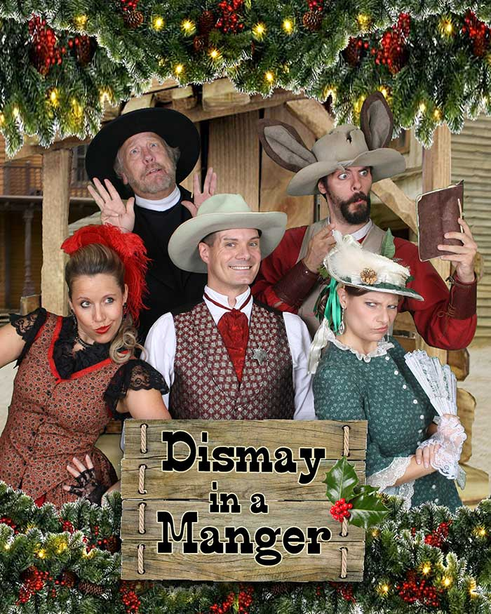 Murder Mystery Holiday Parties