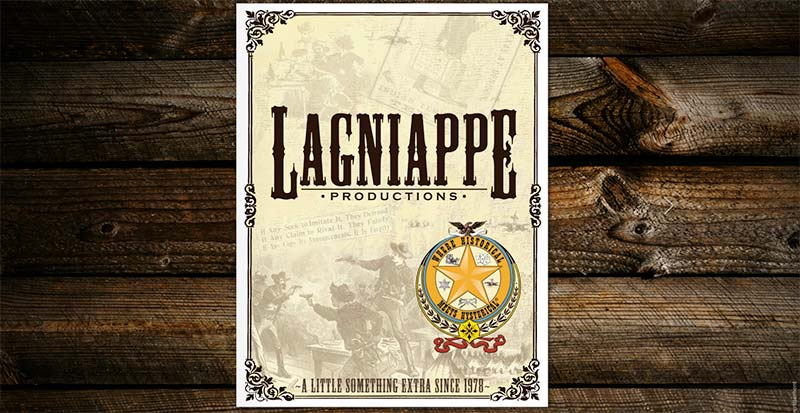 Lagniappe Productions Digital Magazine