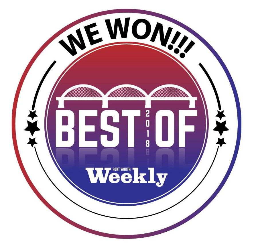 """Fort Worth Weekly"" Award Winner"